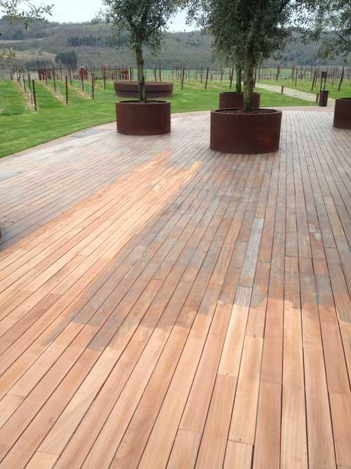 Pavimenti in legno da esterno firenze